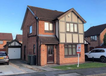 Thumbnail 3 bed detached house for sale in Avon Close, Stoke Heath, Bromsgrove