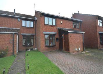 Thumbnail 2 bedroom terraced house for sale in Jedburgh Avenue, Perton, Wolverhampton