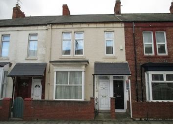 Thumbnail 2 bed flat to rent in Marlborough Street, South Shields
