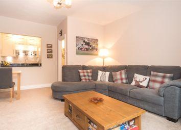 Thumbnail 2 bedroom flat for sale in Feversham Crescent, York