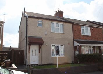 Thumbnail 3 bed detached house to rent in King Street, Bradley, Bilston