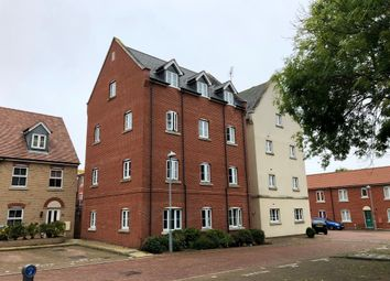 Thumbnail 2 bed flat for sale in Fulham Way, Ipswich