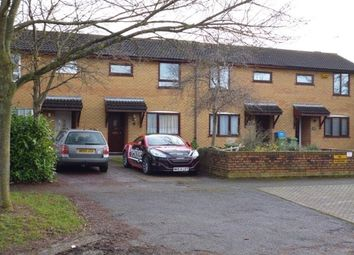 Thumbnail 2 bed terraced house to rent in The Boundary, Oldbrook, Milton Keynes
