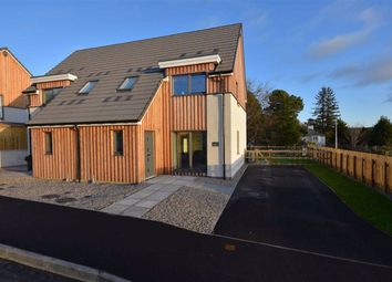 Thumbnail 2 bedroom semi-detached house for sale in Dulicht Court, Grantown-On-Spey
