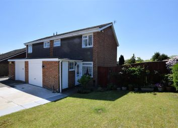 Thumbnail 3 bed semi-detached house for sale in Sharnwood Drive, Calcot, Reading