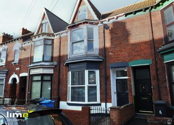 Thumbnail 1 bed flat to rent in Jalland Street, Hull