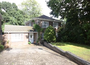 Thumbnail 4 bed detached house to rent in Dale Wood Road, Orpington