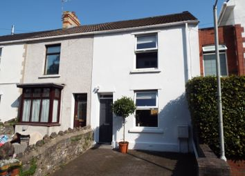 Thumbnail 2 bed terraced house for sale in 41 Castle Road, Norton, Swansea