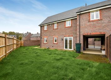 Thumbnail 3 bedroom town house for sale in Somerley Drive, Crawley