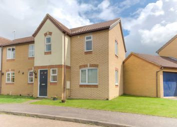 Thumbnail 4 bed semi-detached house for sale in Bantock Close, Browns Wood, Milton Keynes
