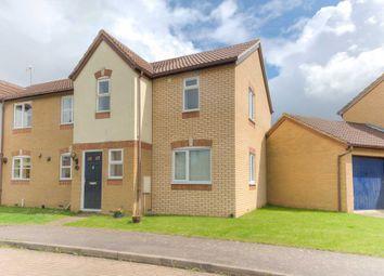 Thumbnail 4 bedroom semi-detached house for sale in Bantock Close, Browns Wood, Milton Keynes