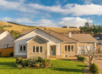 Thumbnail 4 bed detached bungalow for sale in 33 St. Bryde's Way, Cardrona, Peebles