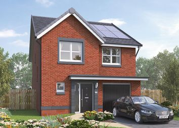 "Thumbnail 4 bed detached house for sale in ""The Ashbury"" at Crosshill Road, Bishopton"