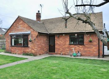 Thumbnail 3 bed detached bungalow for sale in High Street, Honeybourne, Evesham