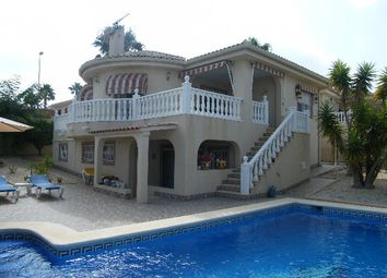 Thumbnail 4 bed villa for sale in Spain, Valencia, Alicante, Rojales