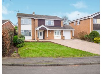 Thumbnail 5 bed detached house for sale in Lancelot Drive, Watnall, Nottingham
