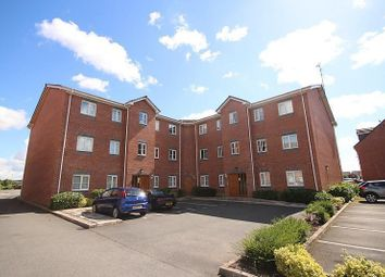 Thumbnail 1 bed flat to rent in Lavender Gardens, Warrington