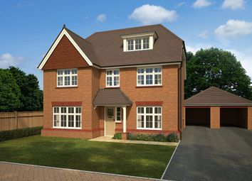 "Thumbnail 5 bed detached house for sale in ""Highgate 5"" at Sopwith Road, Warfield"