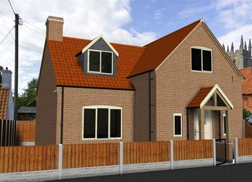 Thumbnail 2 bed detached house for sale in Sleaford Road, Beckingham, Lincoln, Lincolnshire
