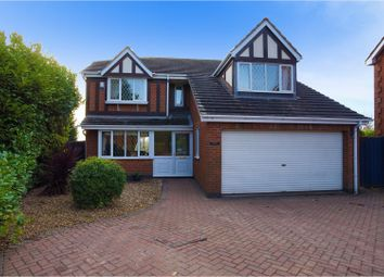 Thumbnail 5 bed detached house for sale in Grizedale Close, Brizlincote Valley