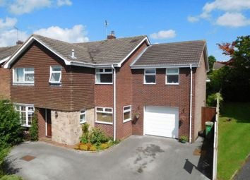 Thumbnail 5 bed detached house for sale in Fairbanks Walk, Swynnerton, Stone