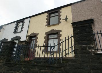 Thumbnail 2 bed terraced house to rent in Pentregethin Road, Cwmbwrla, Swansea, West Glamorgan