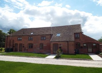 Thumbnail 3 bed barn conversion to rent in Birch Cross, Uttoxeter
