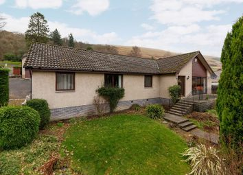 Thumbnail 4 bed bungalow for sale in 10 Millwell Park, Innerleithen
