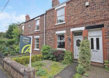 Thumbnail 2 bed terraced house for sale in Runcorn Road, Moore, Warrington