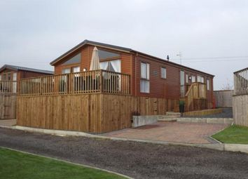 Thumbnail 2 bed mobile/park home for sale in Westonwood Lodges Residential, Bridge Lane, Weston-On-Trent, Derby