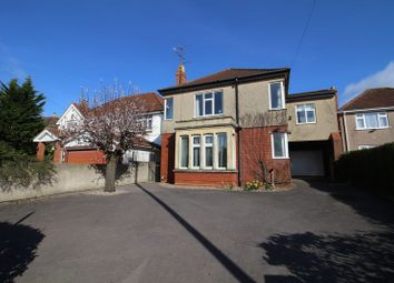 Thumbnail 4 bed detached house for sale in Wells Road, Whitchurch, Bristol