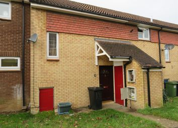 Thumbnail 3 bed terraced house for sale in Dankworth Road, Basingstoke