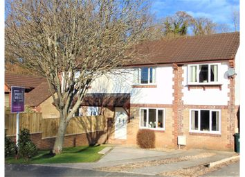 4 bed semi-detached house for sale in Larksmead Way, Newton Abbot TQ12