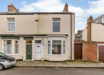 Thumbnail 2 bed end terrace house for sale in Hope Street, Stockton-On-Tees, Durham
