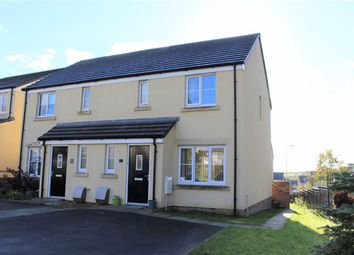 Thumbnail 3 bed semi-detached house for sale in Gatehouse View, Pembroke