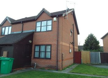 Thumbnail 2 bed semi-detached house to rent in Heron Drive, Lenton, Nottingham