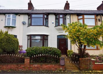 Thumbnail 3 bed terraced house for sale in Evered Avenue, Liverpool