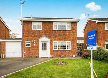 Thumbnail 3 bedroom detached house for sale in Grosvenor Crescent, Rossett, Wrexham, Wrecsam