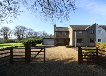 Thumbnail 4 bed semi-detached house for sale in Tai Derwen, Cefn Mably, Cardiff