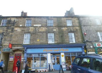 Thumbnail 1 bed flat to rent in 13-15 Market Street, Alnwick, Northumberland