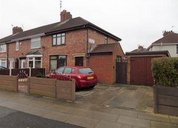 Thumbnail 3 bed end terrace house for sale in Montrovia Crescent, Fazakerley, Liverpool