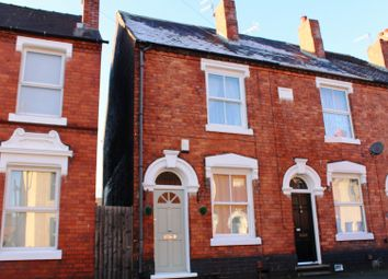 Thumbnail 3 bed end terrace house for sale in Cobden Street, Kidderminster