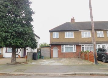 Thumbnail 3 bed semi-detached house to rent in Ronelean Road, Tolworth, Surbiton