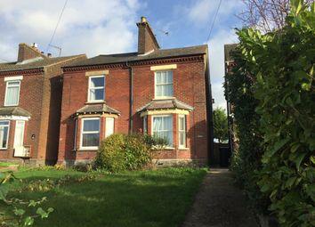 Thumbnail 3 bed semi-detached house to rent in Wingrave Road, Tring