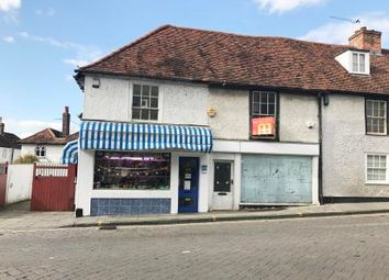 Thumbnail Commercial property for sale in 123 High Street, Ongar, Essex