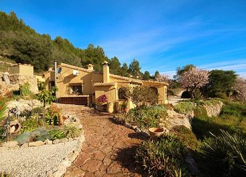 Thumbnail 2 bed country house for sale in 03727 Jalón, Alicante, Spain