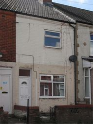 Thumbnail 1 bed flat for sale in Burke Street, Scunthorpe, Lincolnshire