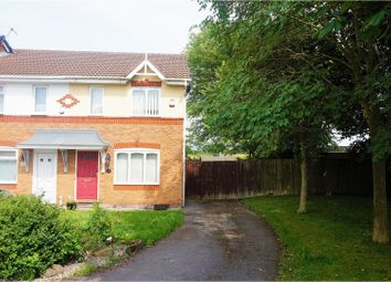 Thumbnail 2 bed end terrace house for sale in Leagate, Liverpool