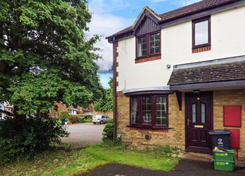 Thumbnail 2 bed terraced house to rent in Corral Close, Swindon, Wiltshire