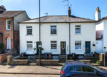 Thumbnail 2 bed terraced house to rent in Verulam Road, St. Albans, Hertfordshire
